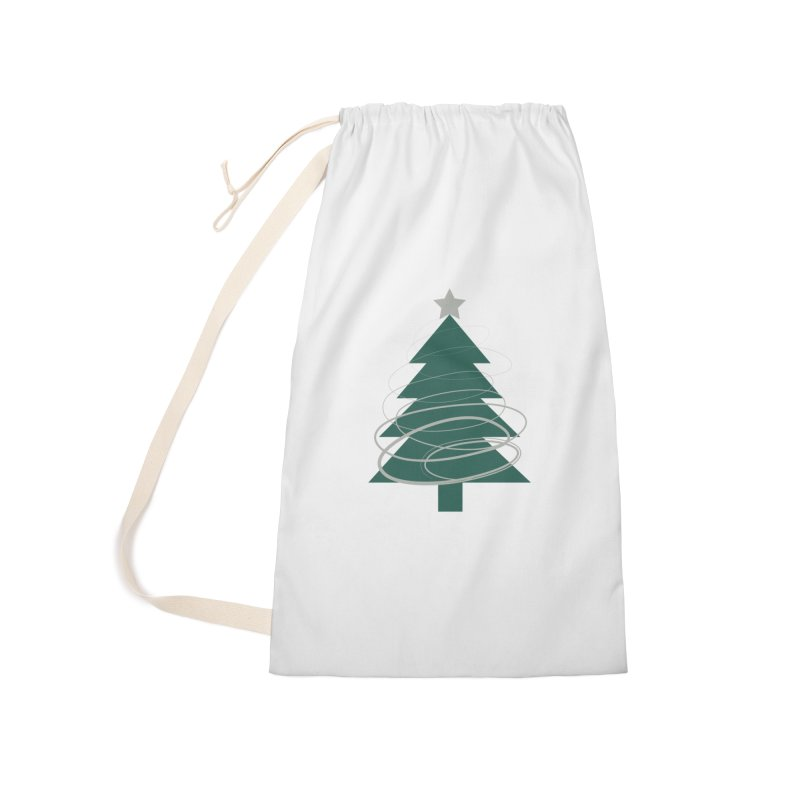 Oh Christmas Tree Accessories Laundry Bag Bag by thelyndsimae's Artist Shop