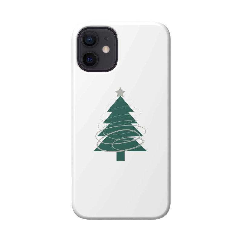 Oh Christmas Tree Accessories Phone Case by thelyndsimae's Artist Shop