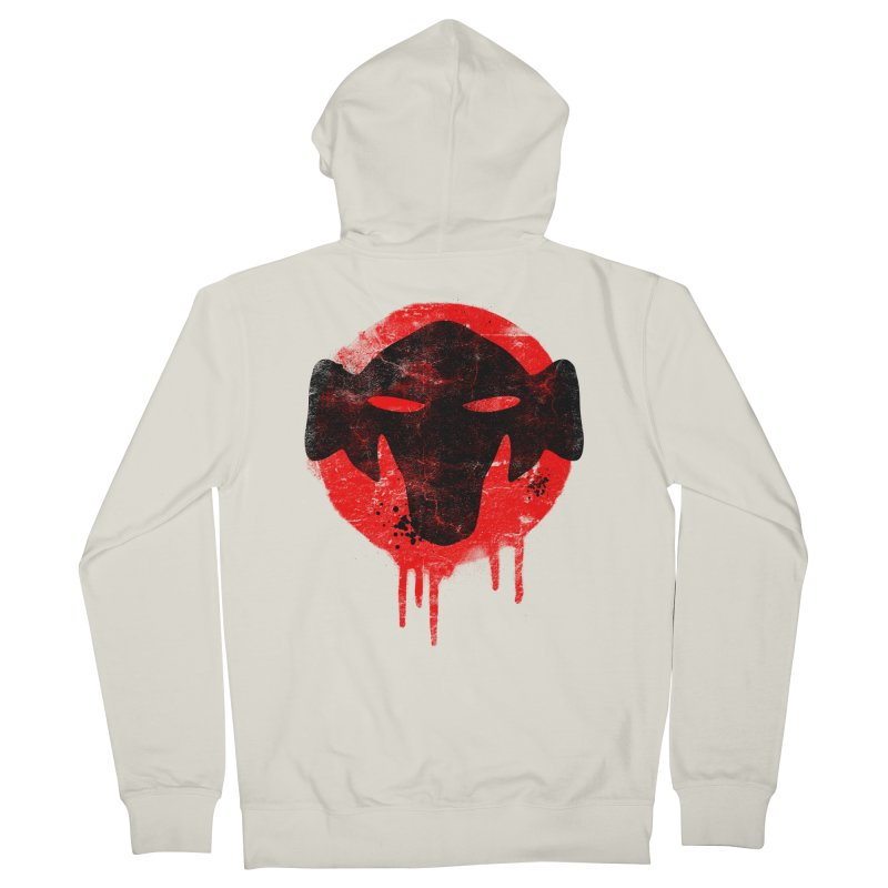 Episode III - Special Edition Women's Zip-Up Hoody by The Mega Plush Shop