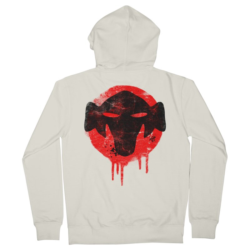 Episode III - Special Edition Women's French Terry Zip-Up Hoody by The Mega Plush Shop
