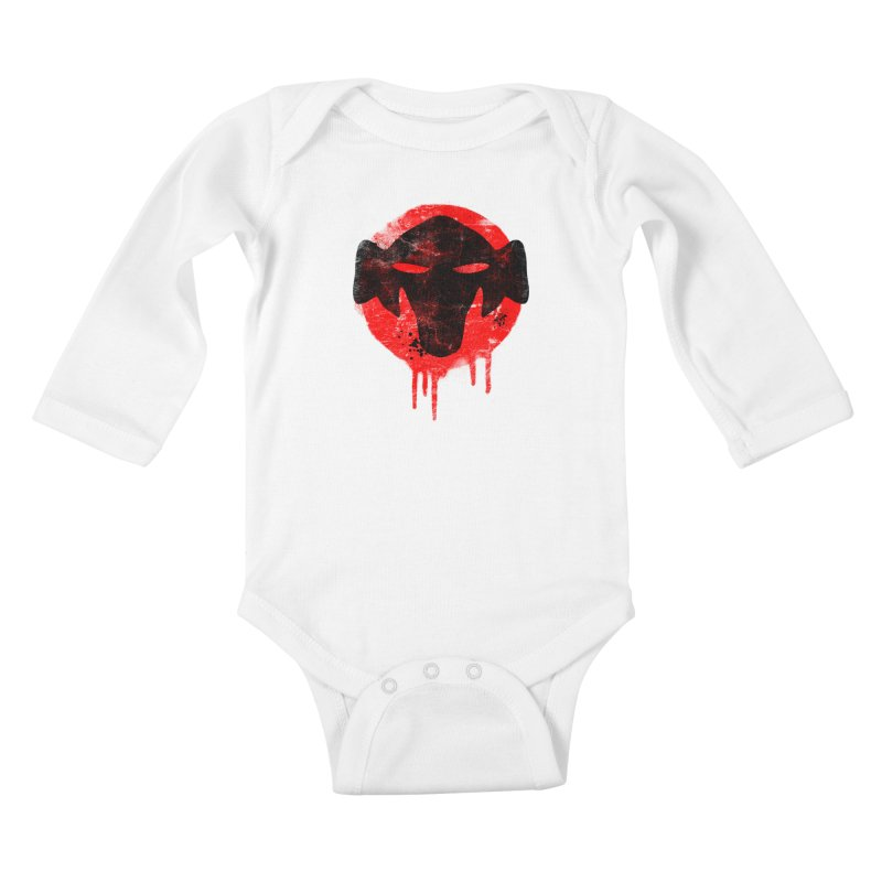 Episode III - Special Edition Kids Baby Longsleeve Bodysuit by The Mega Plush Shop