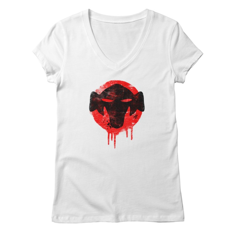 Episode III - Special Edition Women's V-Neck by The Mega Plush Shop