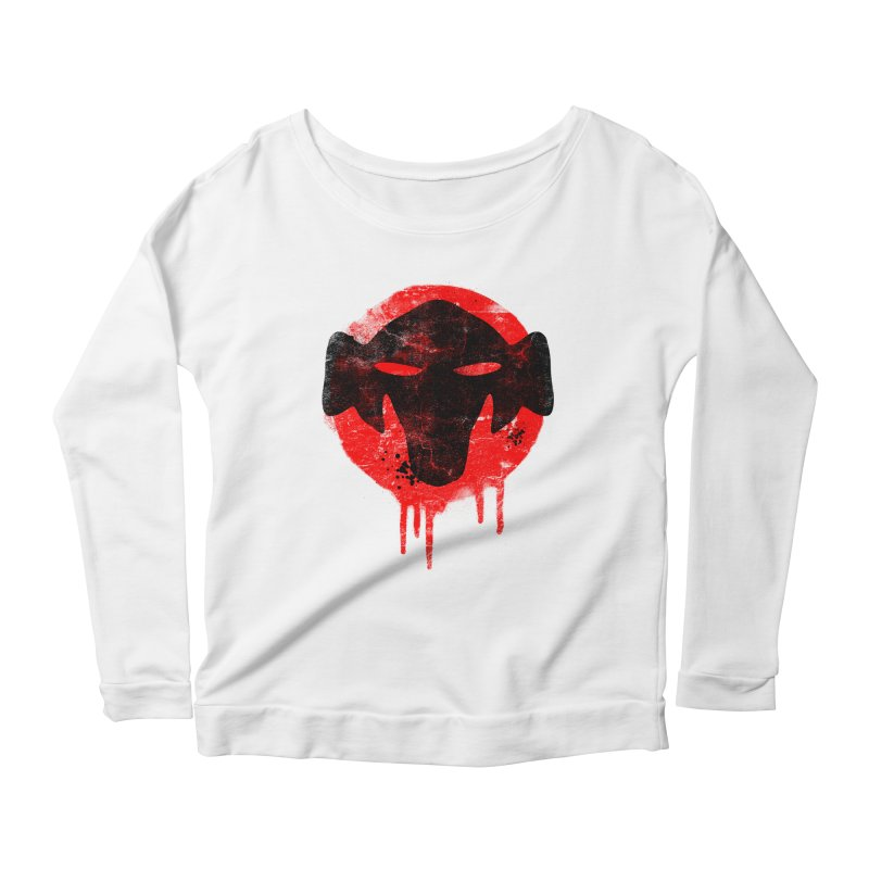 Episode III - Special Edition Women's Scoop Neck Longsleeve T-Shirt by The Mega Plush Shop