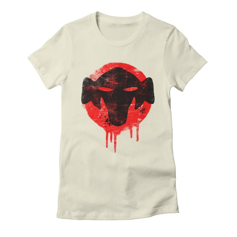 Episode III - Special Edition Women's Fitted T-Shirt by The Mega Plush Shop