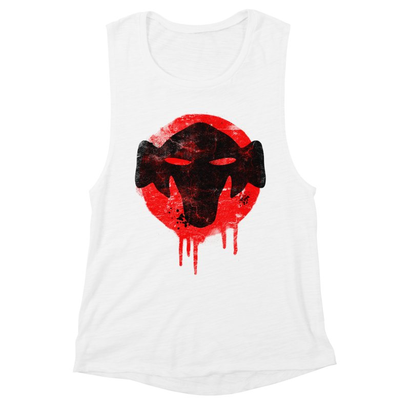 Episode III - Special Edition Women's Muscle Tank by The Mega Plush Shop