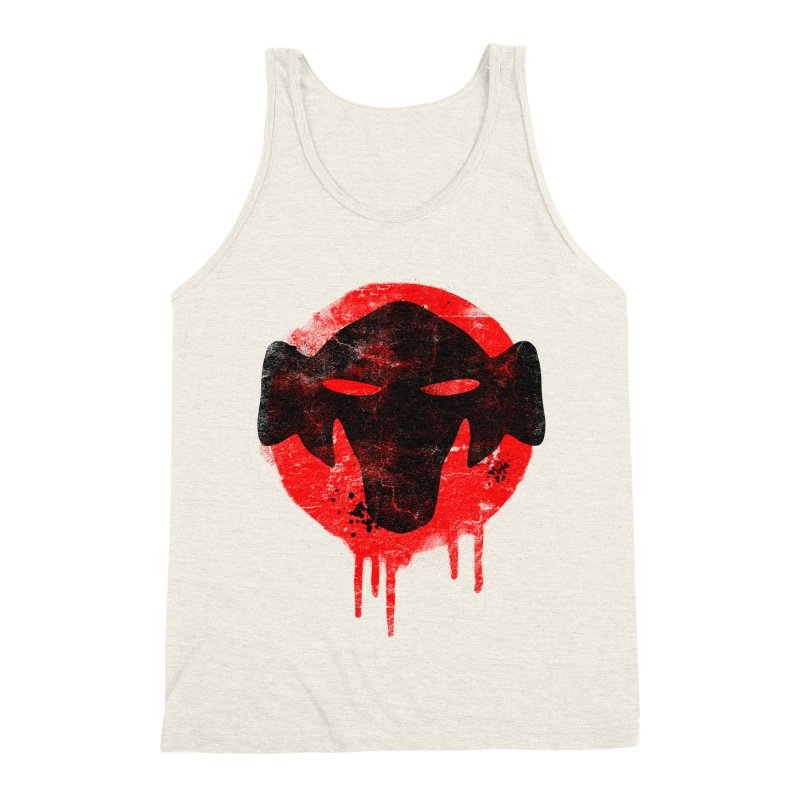 Episode III - Special Edition Men's Triblend Tank by The Mega Plush Shop