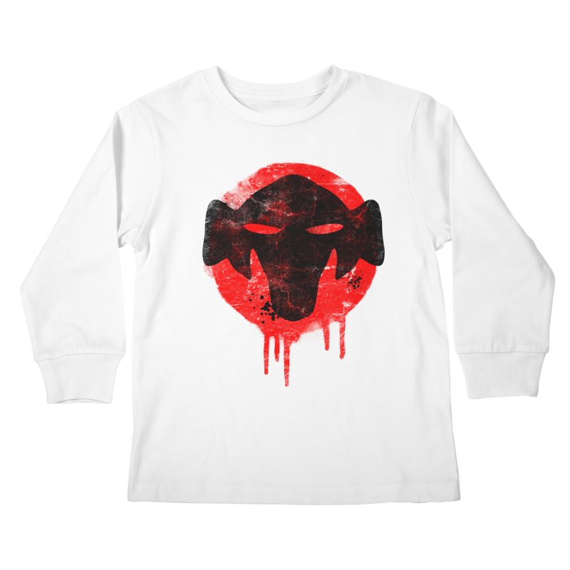 Episode III - Special Edition Kids Longsleeve T-Shirt by The Mega Plush Shop