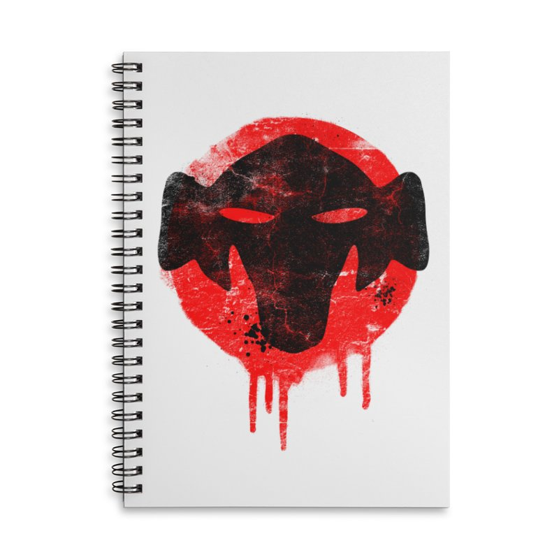 Episode III - Special Edition Accessories Lined Spiral Notebook by The Mega Plush Shop