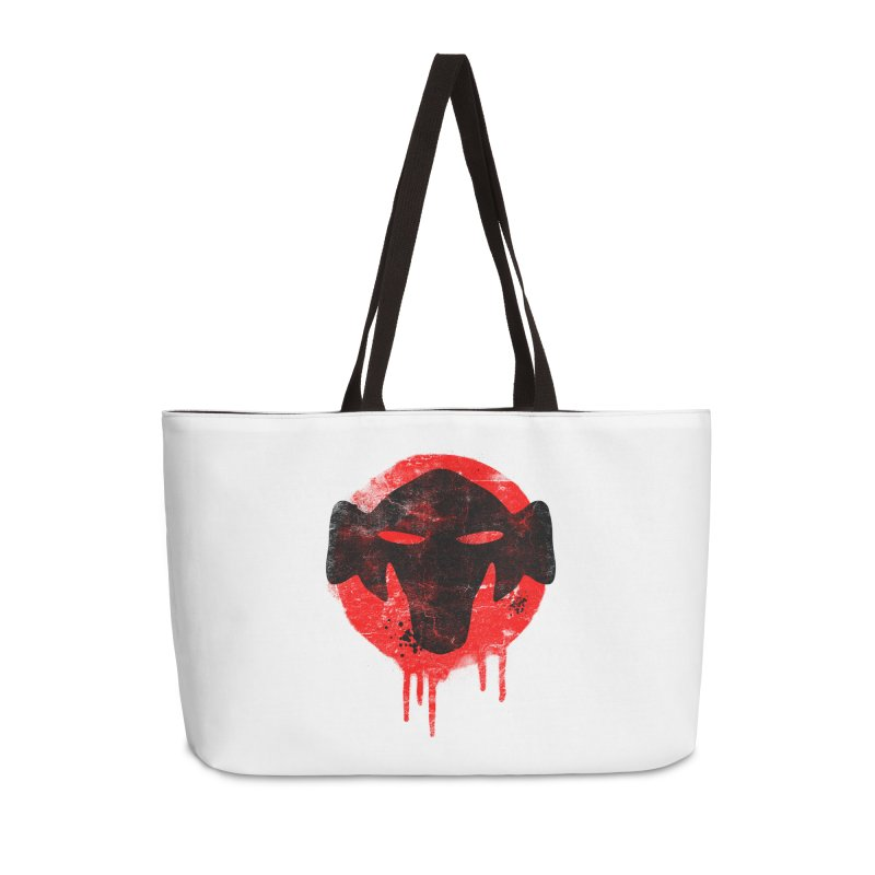 Episode III - Special Edition Accessories Weekender Bag Bag by The Mega Plush Shop