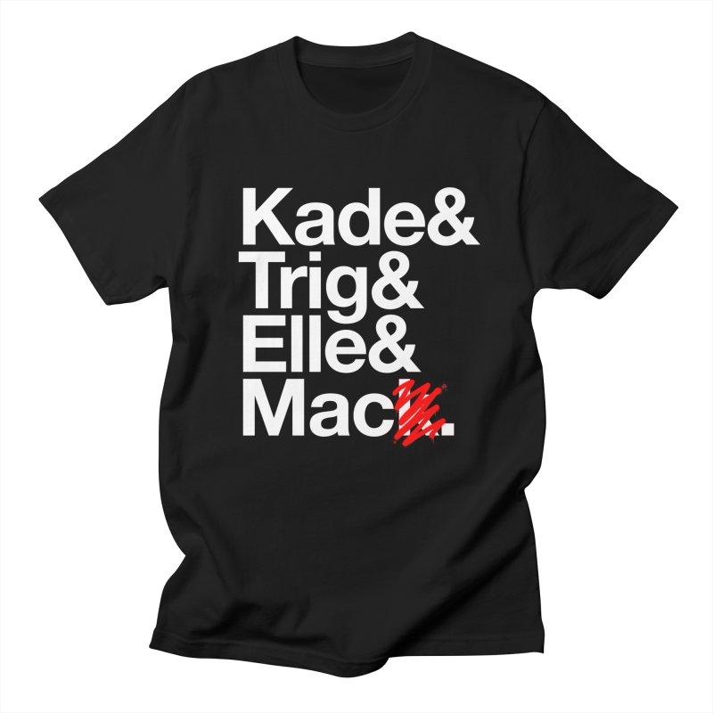 The Mega Plush Names T-shirt Men's T-Shirt by The Mega Plush Shop