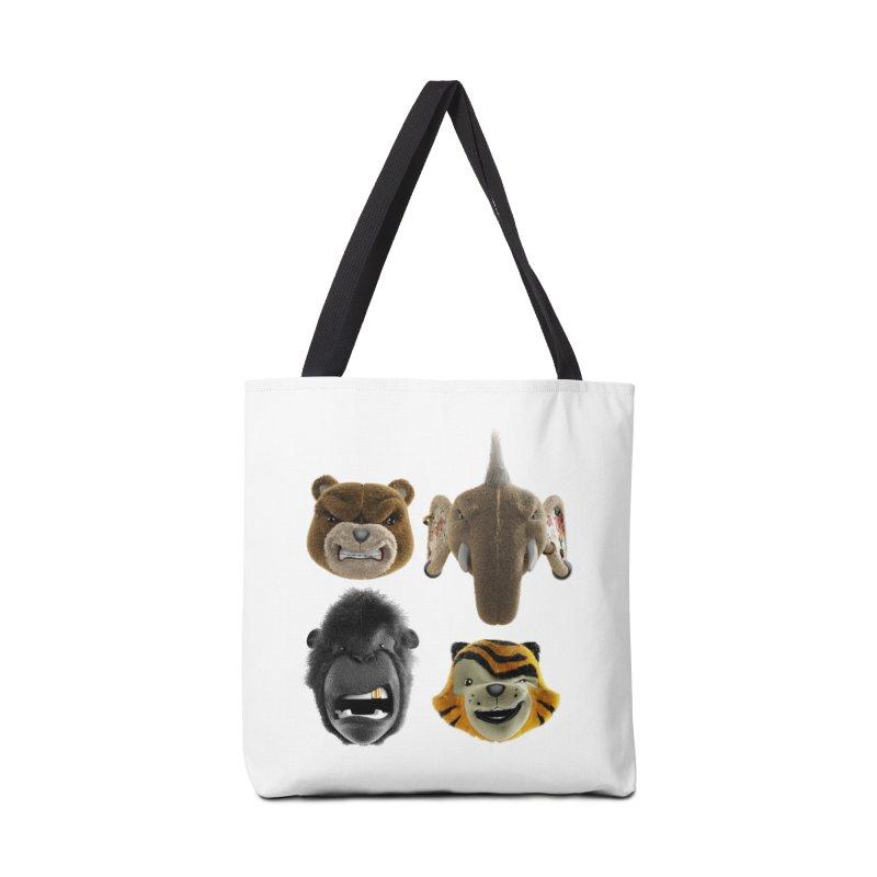 The Mega Plush Team Accessories Tote Bag Bag by The Mega Plush Shop
