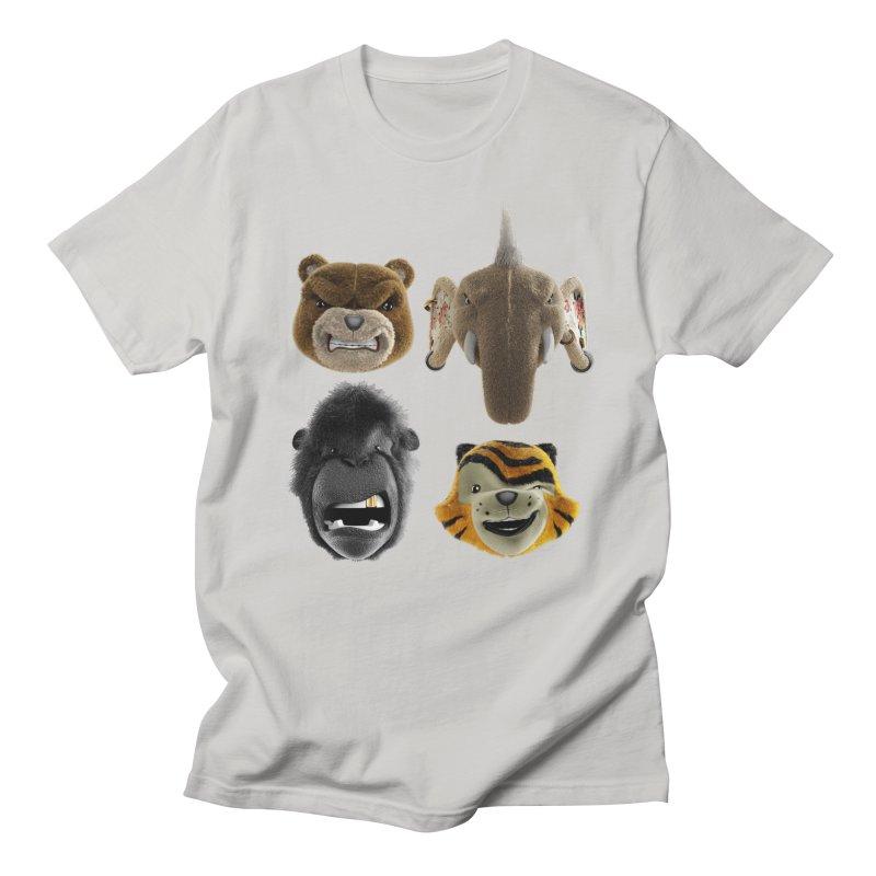 The Mega Plush Team Men's T-Shirt by The Mega Plush Shop