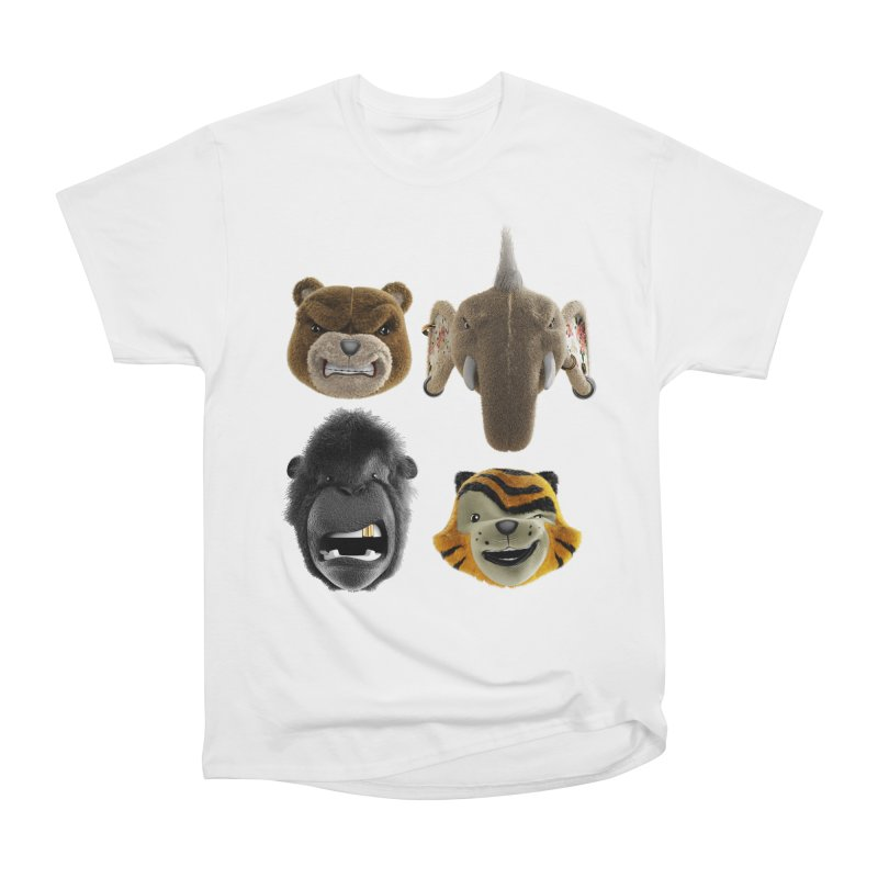 The Mega Plush Team Men's T-Shirt by The Mega Plush Shop
