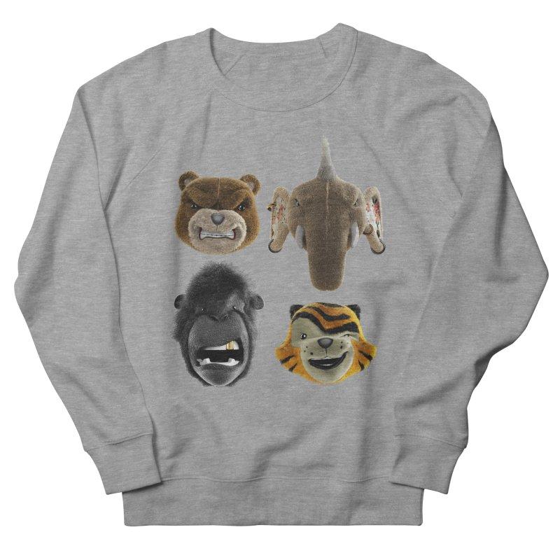 The Mega Plush Team Men's Sweatshirt by The Mega Plush Shop