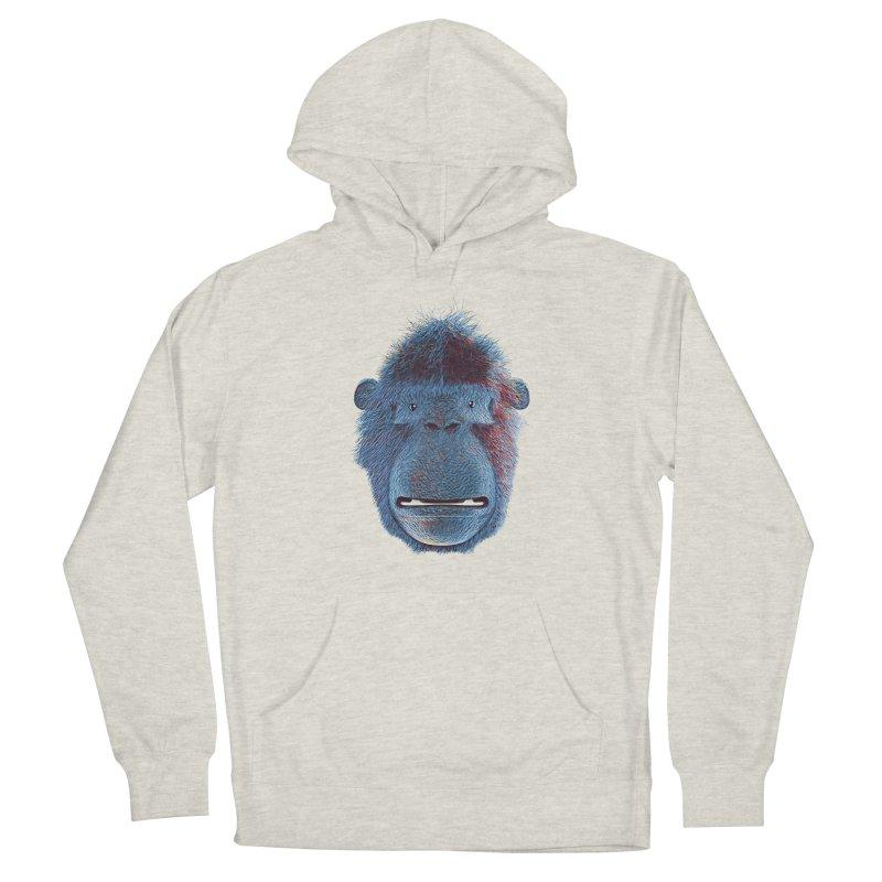 Mac Portrait Men's Pullover Hoody by The Mega Plush Shop