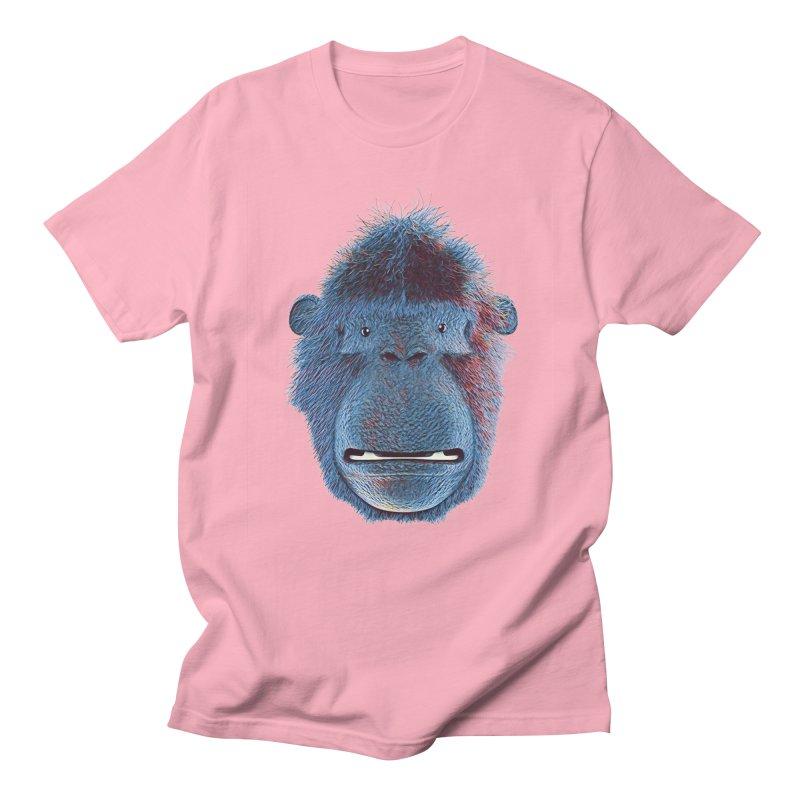 Mac Portrait Women's Regular Unisex T-Shirt by The Mega Plush Shop
