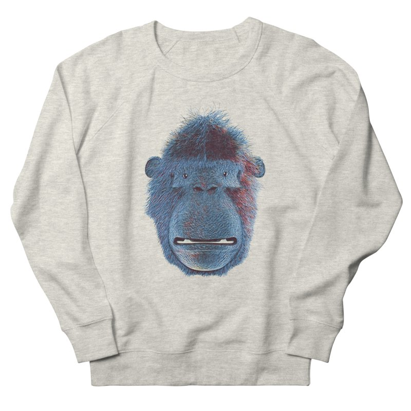 Mac Portrait Men's Sweatshirt by The Mega Plush Shop