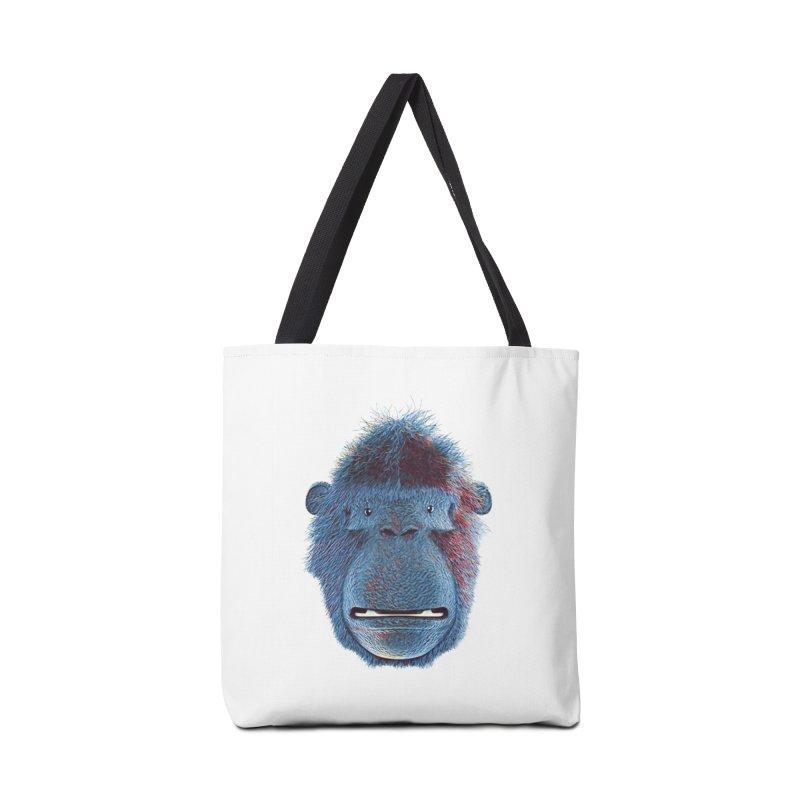 Mac Portrait Accessories Bag by The Mega Plush Shop