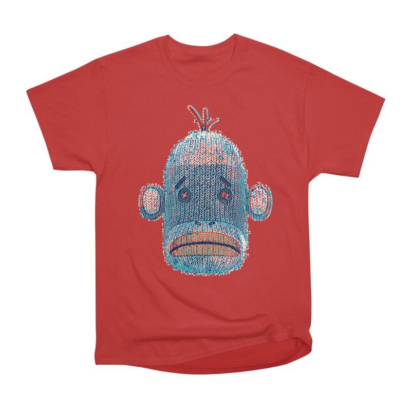SOC Portrait Women's Heavyweight Unisex T-Shirt by The Mega Plush Shop