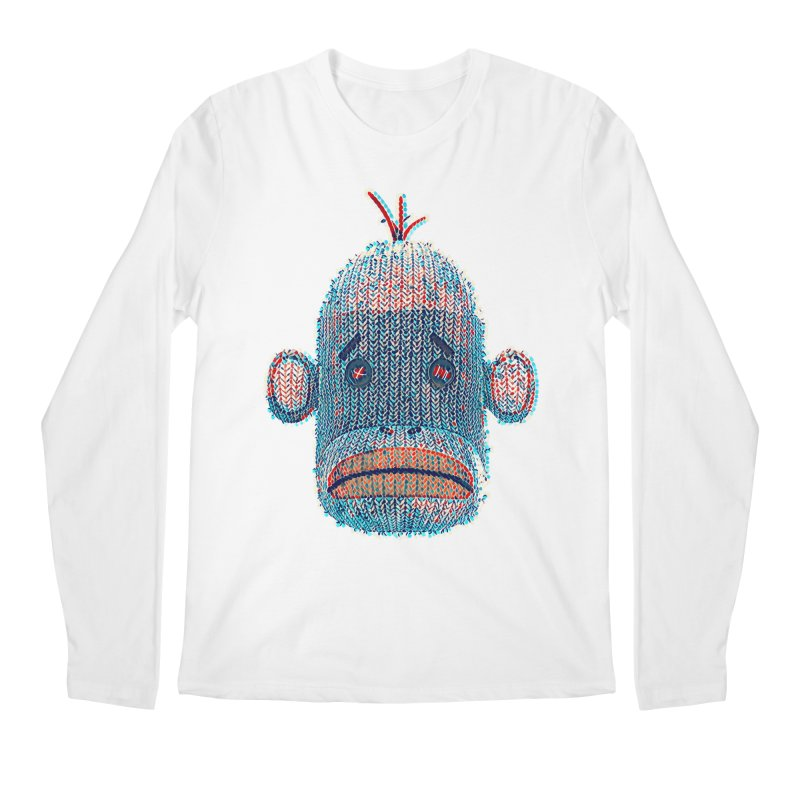 SOC Portrait Men's Longsleeve T-Shirt by The Mega Plush Shop