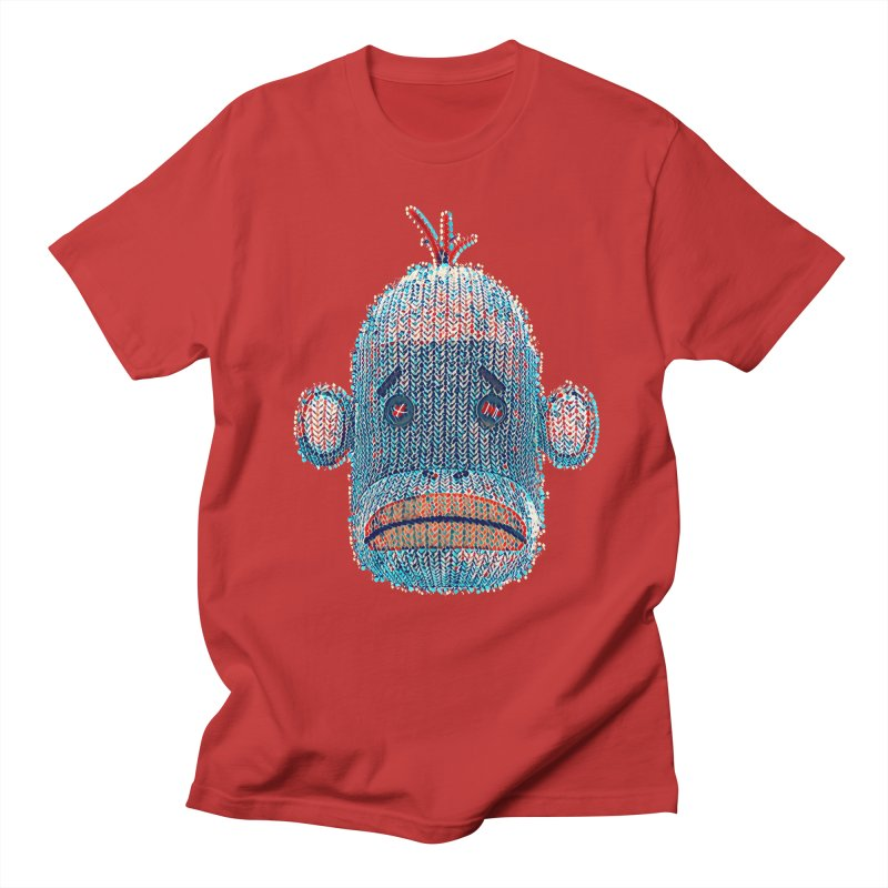 SOC Portrait Men's T-Shirt by The Mega Plush Shop