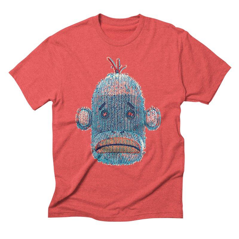 SOC Portrait Men's Triblend T-Shirt by The Mega Plush Shop