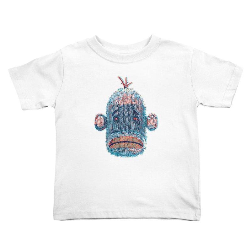 SOC Portrait Kids Toddler T-Shirt by The Mega Plush Shop