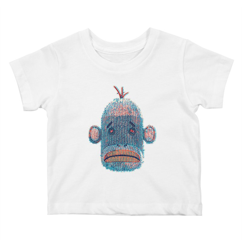 SOC Portrait Kids Baby T-Shirt by The Mega Plush Shop