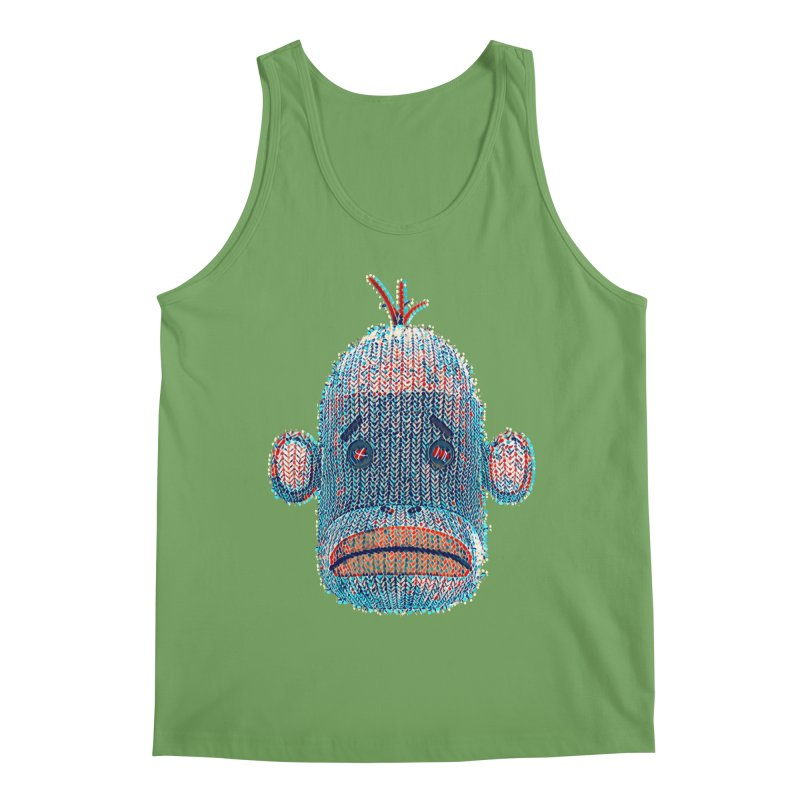 SOC Portrait Men's Tank by The Mega Plush Shop