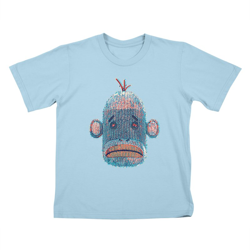 SOC Portrait Kids T-Shirt by The Mega Plush Shop
