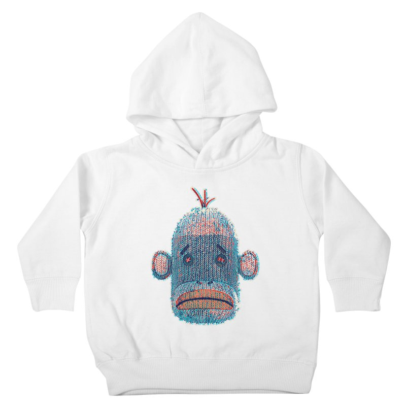 SOC Portrait Kids Toddler Pullover Hoody by The Mega Plush Shop
