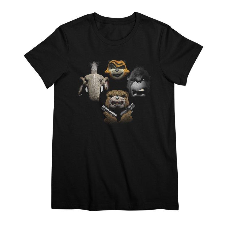 Bohemian Vigilante Women's T-Shirt by The Mega Plush Shop