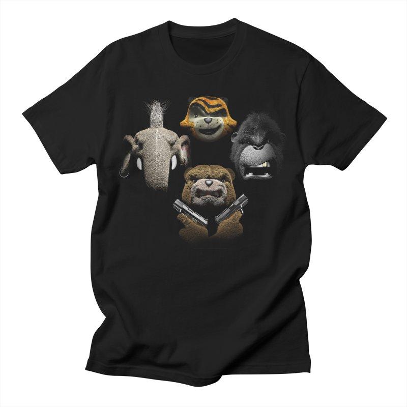 Bohemian Vigilante Men's T-Shirt by The Mega Plush Shop
