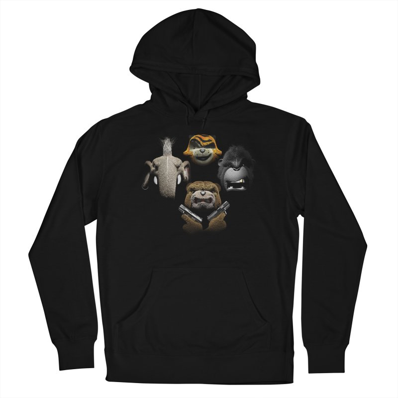 Bohemian Vigilante Men's Pullover Hoody by The Mega Plush Shop