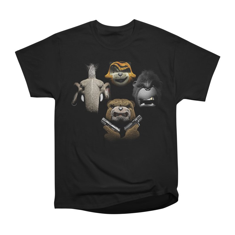 Bohemian Vigilante Men's T-Shirt by The Mega Plush Shop