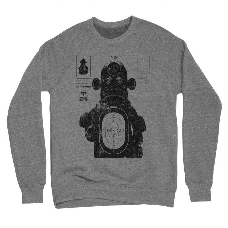 SOC target practice Women's Sponge Fleece Sweatshirt by The Mega Plush Shop