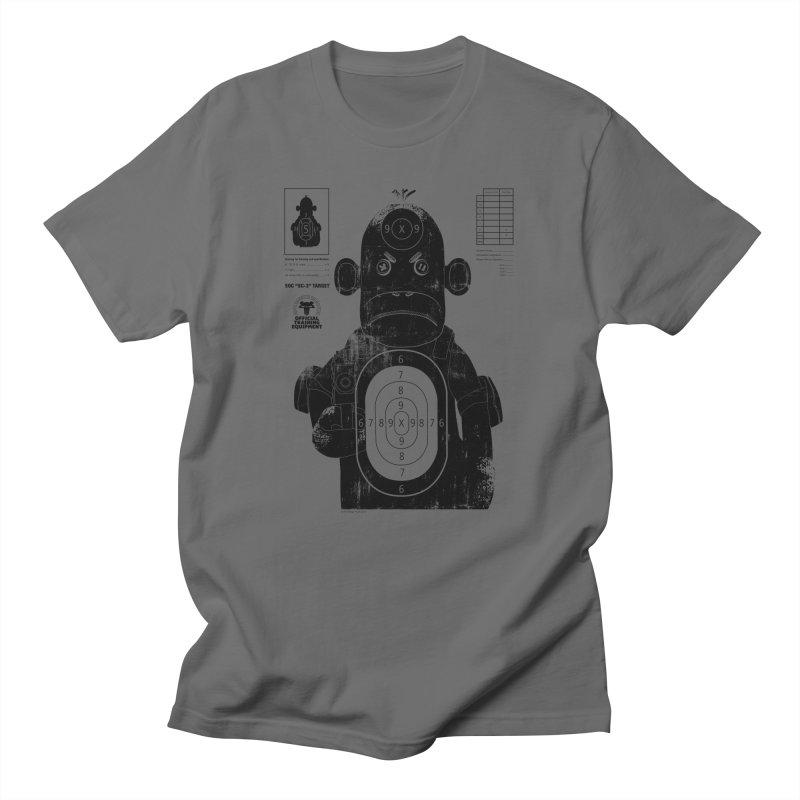 SOC target practice Men's T-Shirt by The Mega Plush Shop