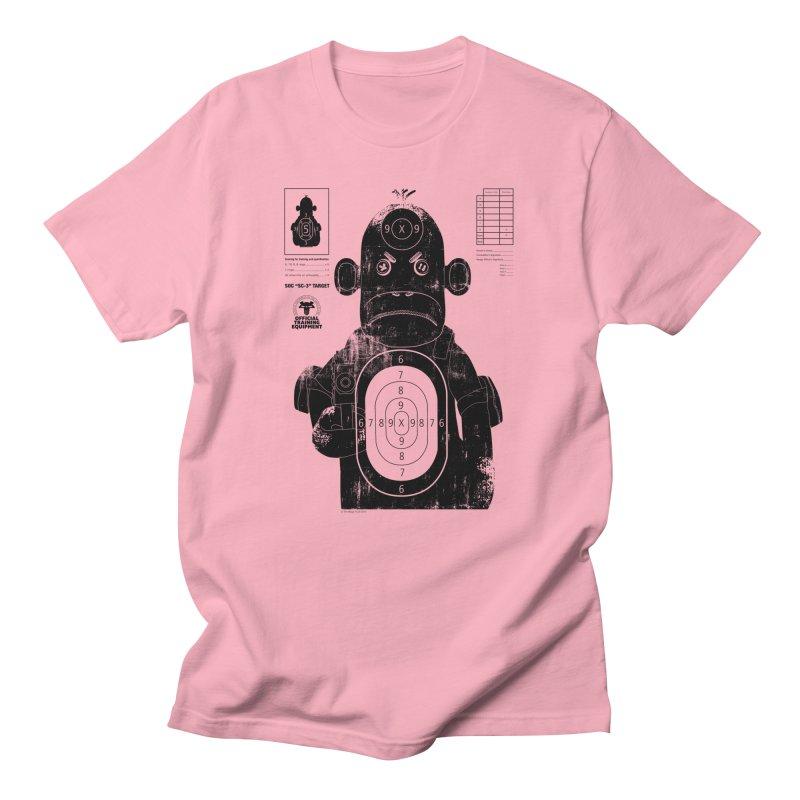 SOC target practice Men's Regular T-Shirt by The Mega Plush Shop