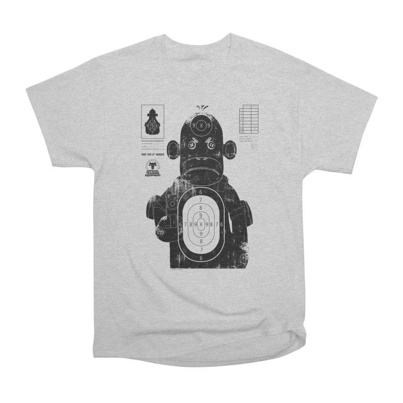 SOC target practice Women's Heavyweight Unisex T-Shirt by The Mega Plush Shop