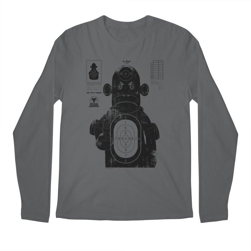 SOC target practice Men's Regular Longsleeve T-Shirt by The Mega Plush Shop