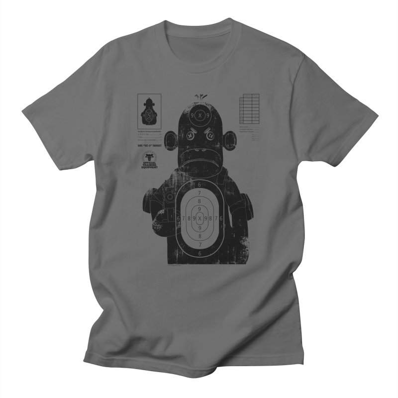 SOC target practice Men's T-Shirt by The Mega Plush Shop
