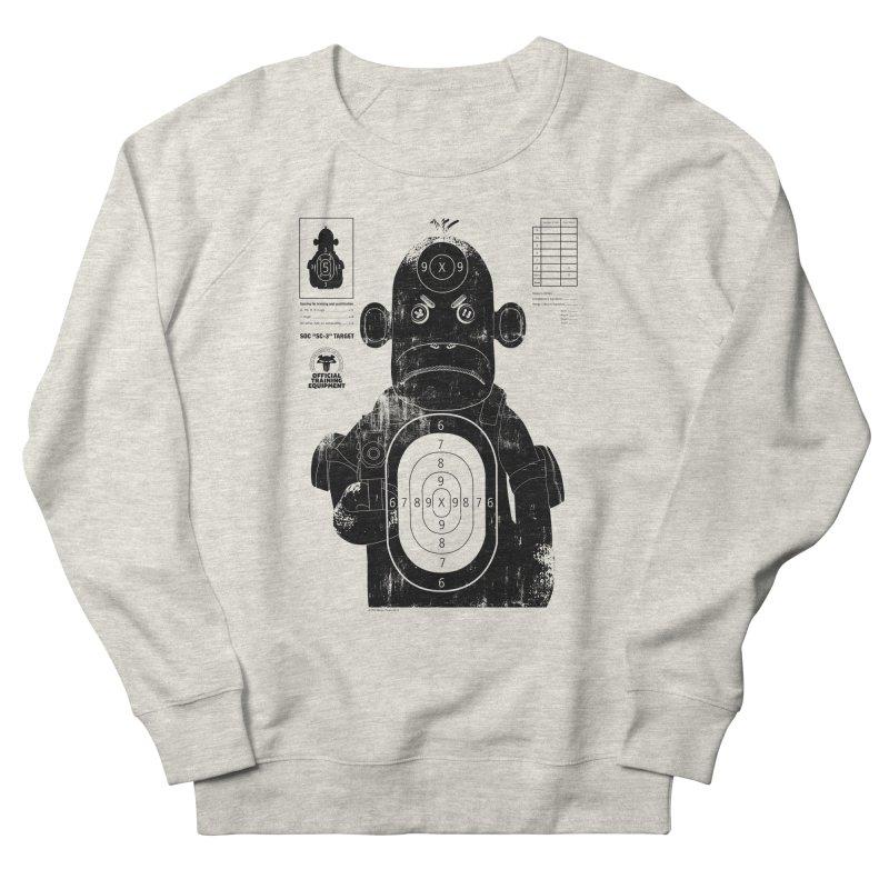 SOC target practice Women's French Terry Sweatshirt by The Mega Plush Shop