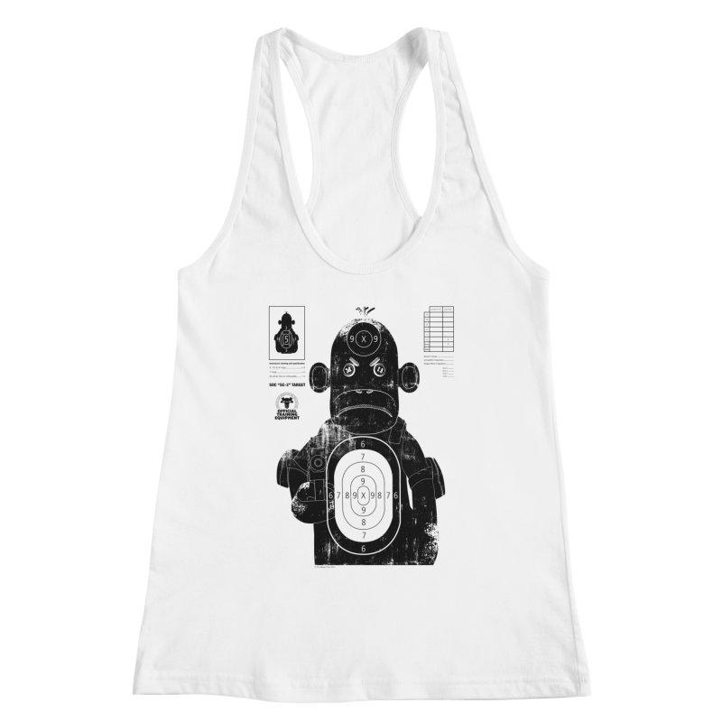 SOC target practice Women's Tank by The Mega Plush Shop