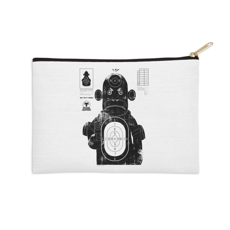 SOC target practice Accessories Zip Pouch by The Mega Plush Shop