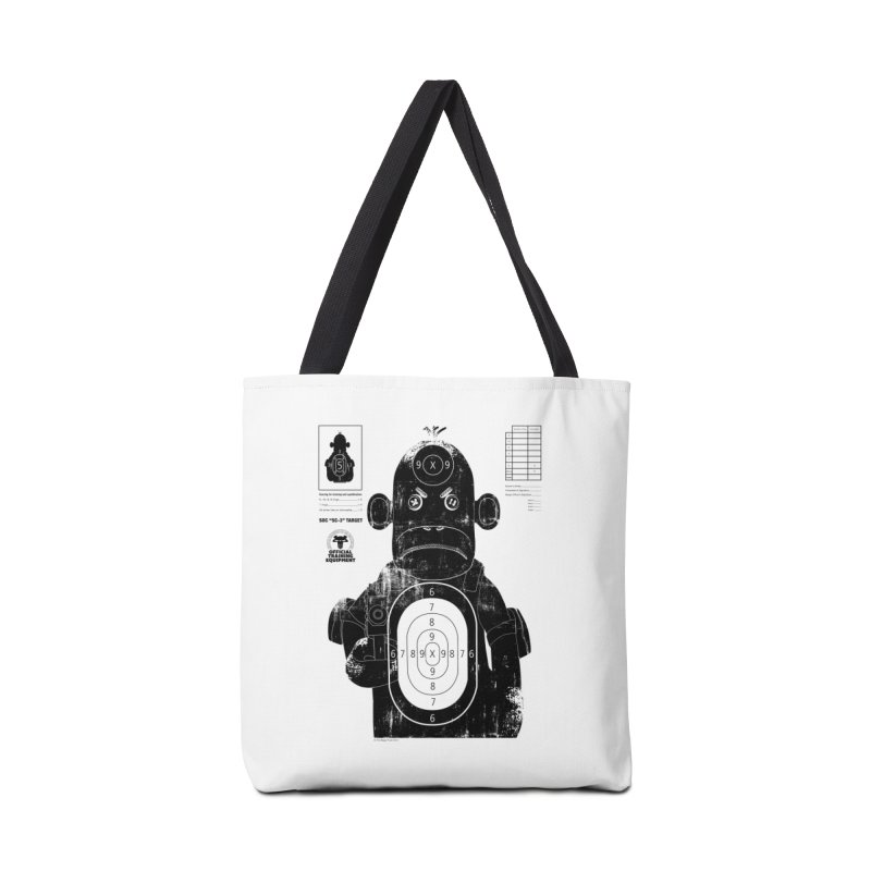 SOC target practice Accessories Bag by The Mega Plush Shop