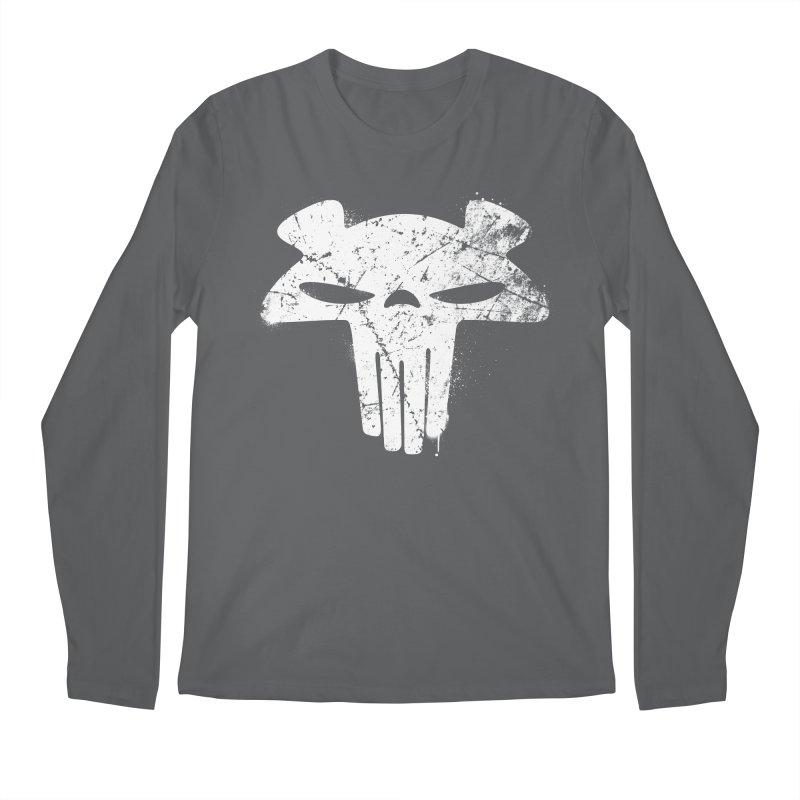 The Mega Plush - Mega Bear Logo Spray Men's Regular Longsleeve T-Shirt by The Mega Plush Shop
