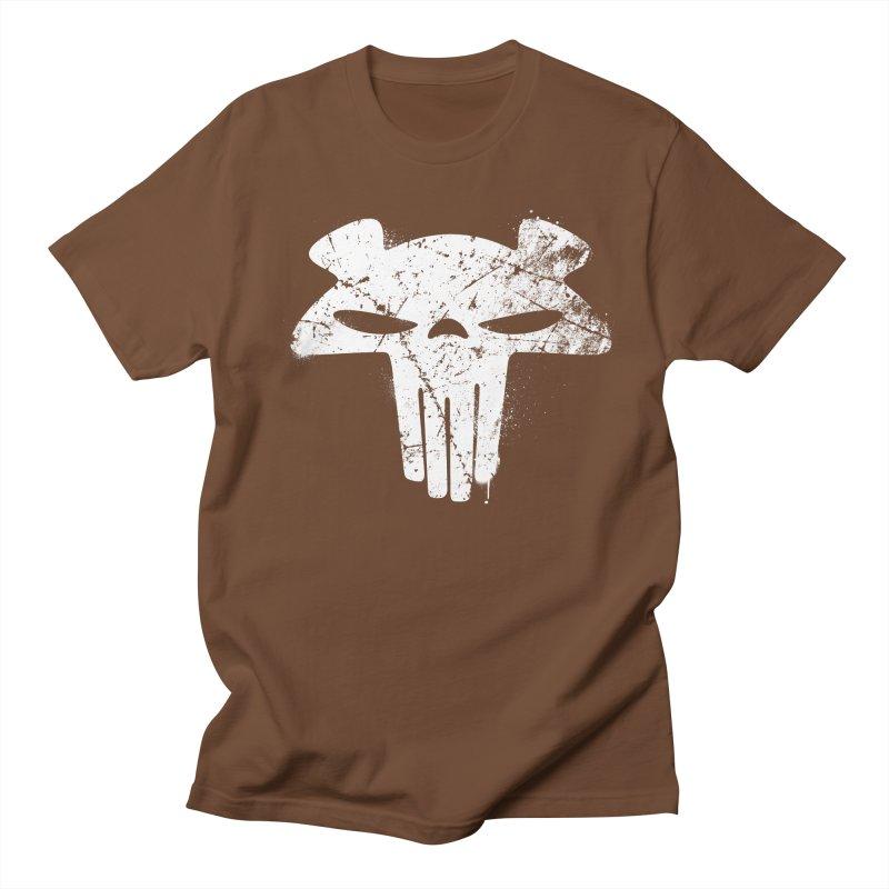 The Mega Plush - Mega Bear Logo Spray Men's T-Shirt by The Mega Plush Shop