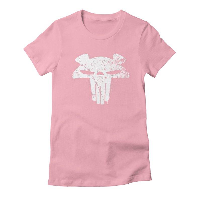 The Mega Plush - Mega Bear Logo Spray Women's T-Shirt by The Mega Plush Shop