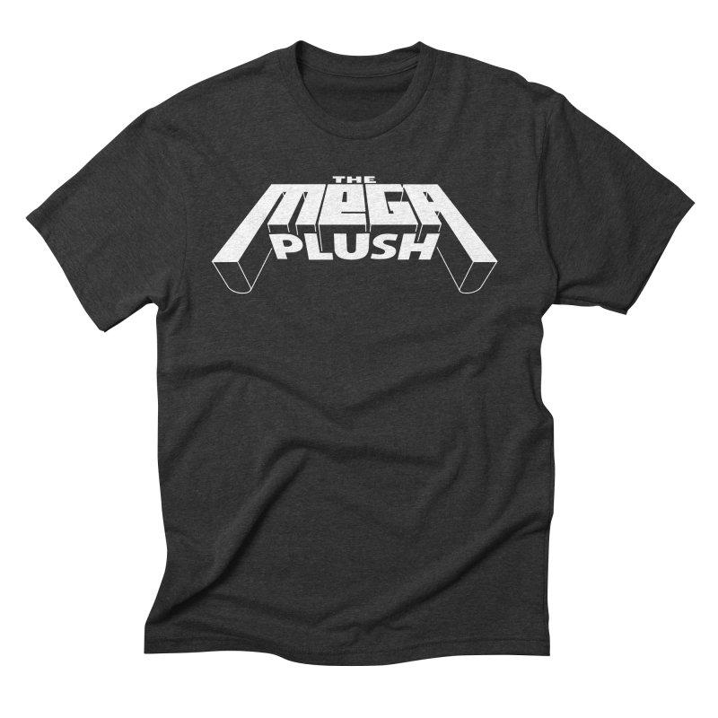 The Mega Plush - Text Logo Men's  by The Mega Plush Shop