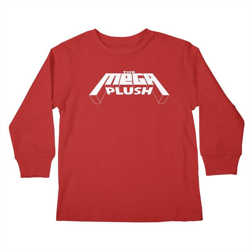 The Mega Plush - Text Logo   by The Mega Plush Shop